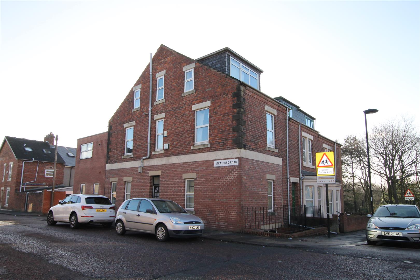 Stratford Road Newcastle Upon Tyne, 8 Bedrooms  Flat - conversion ,2 Receptions ,For Sale